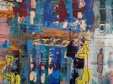 Sell Artworks: City street