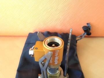 Vuokrataan (viikko): Kaasukeitin MINI Fire Maple Fms-300T