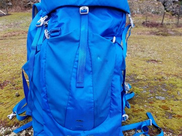 Leier ut (per day): Bergans Glittertind 70L Medium