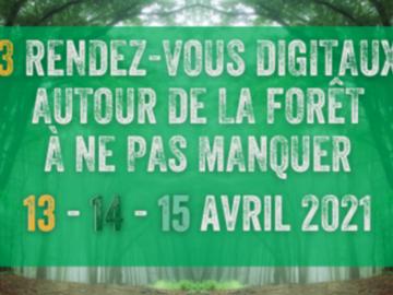 Actualité: L'ONF propose 3 webinaires sur Les Forêts en Ile-de-France