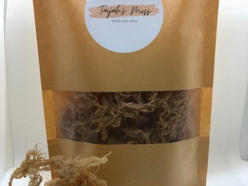 For Sale: Dried Sea Moss (100g)