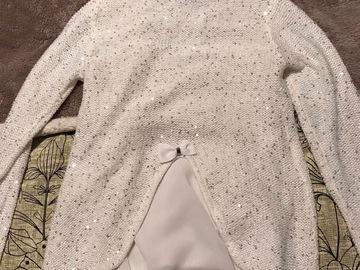 Vente: Robe pull fille 8 ans