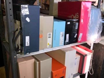 Liquidation/Wholesale Lot: Designer shoe lot of 3