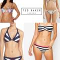 Liquidación / Lote Mayorista: [NWT's] Ted Baker, Bikini Assorted Tops & Bottoms!