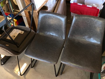 Liquidation/Wholesale Lot: Better Homes & gardens Theodore Dining chairs set of 2