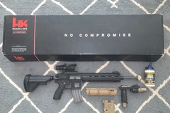 Selling: Evike Performance Shop Custom VFC H&K 416 A5 AEG Airsoft Rifle