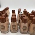 Liquidation/Wholesale Lot: 38 CoverGirl Clean Foundation, 9 shades