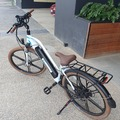 Hourly Rate: Ultimate Electric Bike - Volt Max
