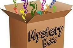 Liquidation/Wholesale Lot: KIDS CLOTHES MYSTERY BOX VARIETY SIZE: NEWBORN TO 6 T ( 15 PEICE)