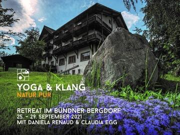 Workshop Angebot (Termine): Yoga und Klang und Natur