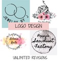 Offering online services: Let me design a custom logo for your business!