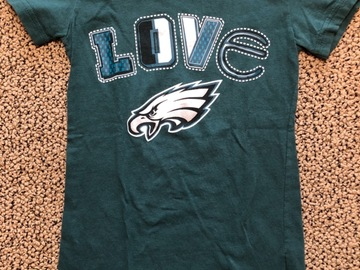 Selling A Singular Item: Youth Eagles T-shirt