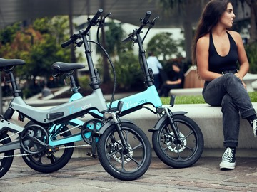 Daily Rate: Want the Perfect Date? 2 X E-bikes & Brisbane for the Day!