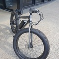 Monthly Rate: Fat Tyre E-Bike = Comfortable Exploration