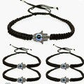 Liquidation/Wholesale Lot: Evil eye protection bracelet hott seller