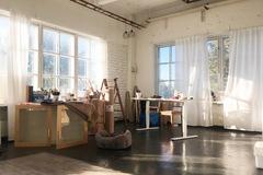 Renting out: Iso valoisa työhuone vuokralle kesäksi KELLOKOSKI