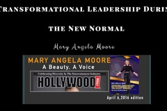 Book me to speak: Transformational Leadership During the New Normal