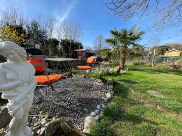 NOS JARDINS A LOUER: Location jardin Barbecue / pétanque / SPA