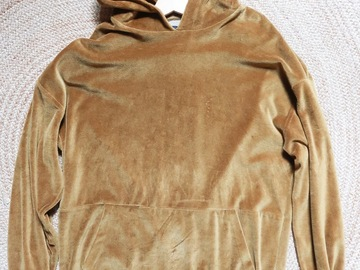 Selling without online payment: Brown Soft Hoody