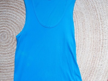 Selling without online payment: Blue sleeve