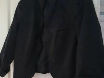 Vente: Vente bolero coton noir taille 46/48