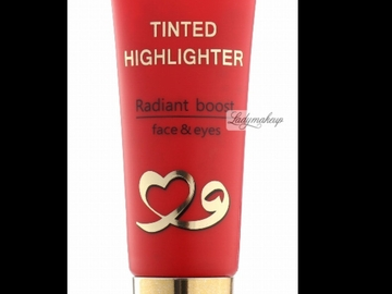 Buscando: Hean tinted highligther Radiant Boost tono gold nude