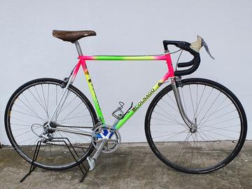 Verkaufen: Colnago Neon Vintage Rennrad Columbus Stahlrahmen RH 57 cm