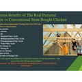 Selling Without Online Payment: Pasture Raised Chicken