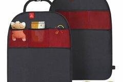 Liquidation/Wholesale Lot: Royal Rascals Set of 2 Car Seat Kick Mats  Lot of 12