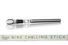Liquidación / Lote Mayorista: Prep by New Domaine Wine Chilling Stick and Aerator, Lot of 24