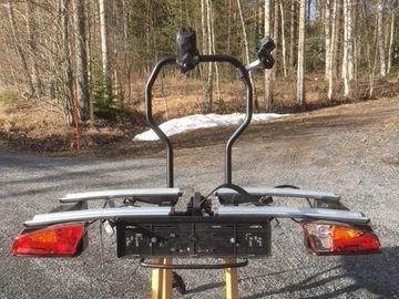Vuokrataan (viikko): Polkupyörän kuljetusteline kahdelle pyörälle