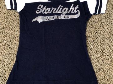 Selling multiple of the same items: Glitter Logo Shirt