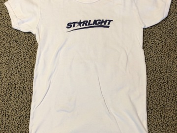 Selling multiple of the same items: American Apparel Starlight Shirt