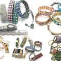 Liquidación / Lote Mayorista: 100 Boutique Bracelets Great Mix & Variety- Everyone Different