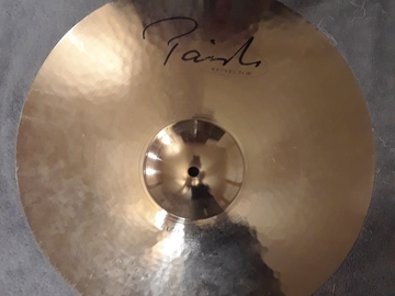 """Selling with online payment: Paiste Signature Reflector 18"""" Full Crash Cymbal"""