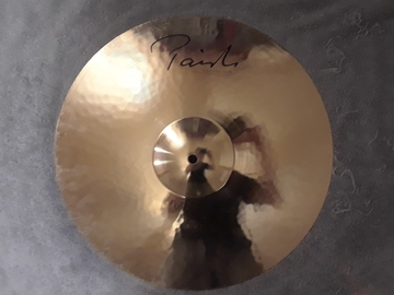 """Selling with online payment: Paiste Signature Reflector 16"""" Full Crash Cymbal"""