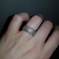 Ilmoitus: Hopeinen sormus