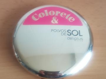 Venta: Colorete & Polvos de sol Deliplus