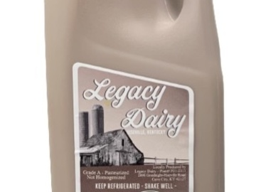 Selling Without Online Payment: Non-Homogenized Premium Whole Chocolate Milk - Half Gallon