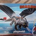 Vente avec paiement en ligne: Playmobil dragons