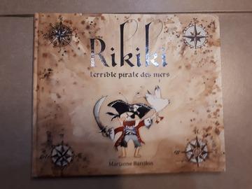Vente avec paiement en ligne: Rikiki
