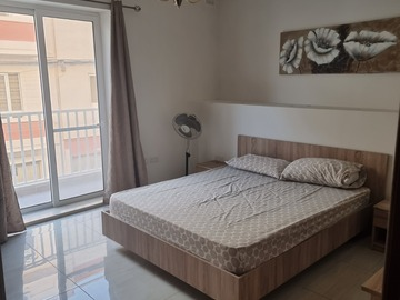 Rooms for rent: Double Room in 2 Bed Apt. Birkirkara