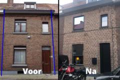.: Nieuwe voordeur en ramen door Winfera