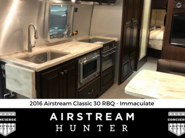 For Sale: SOLD: 2016 Airstream Classic 30 RBQ - Original Owner - Immaculate