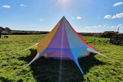 Renting out with online payment: Star Bell Tent