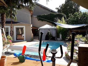 NOS JARDINS A LOUER: Jardin - Piscine - pour évènements festifs, détente et loisirs