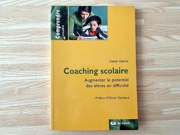 Vente avec paiement en ligne: Coaching Scolaire