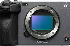 Vermieten: Sony FX3 Full-Frame Cinema Camera