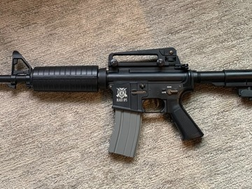 Selling: Black Ops M4 Rifle Set