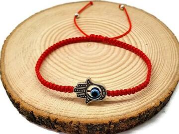 Liquidation / Lot de gros: Evil eye protection bracelet hott seller 100 piece red